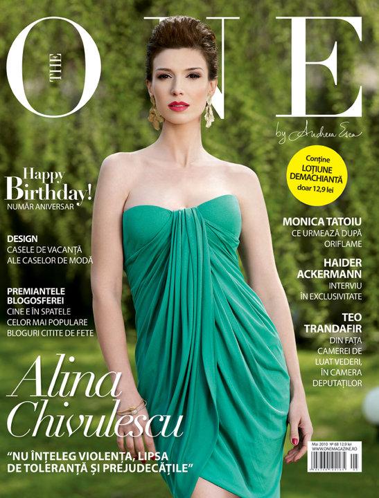 Revista The One
