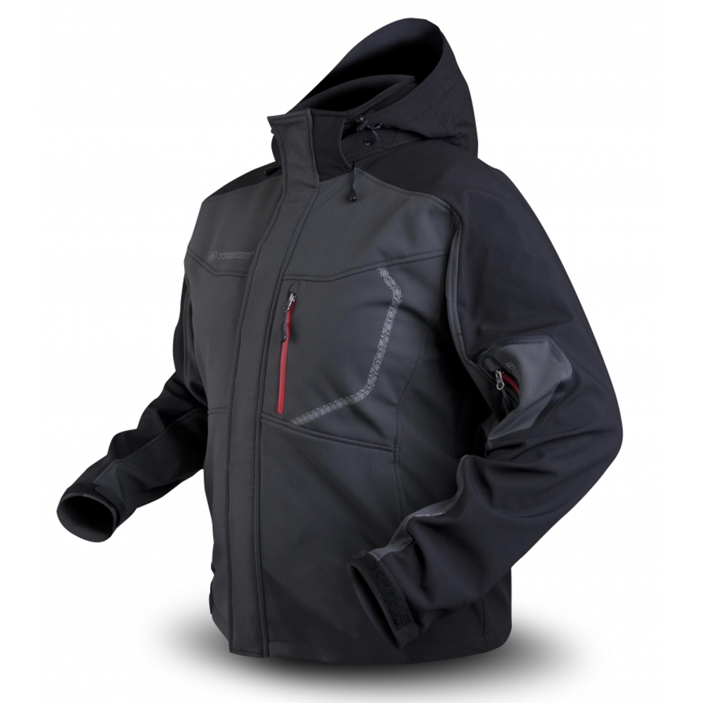 22 softshell Trimm-Slope
