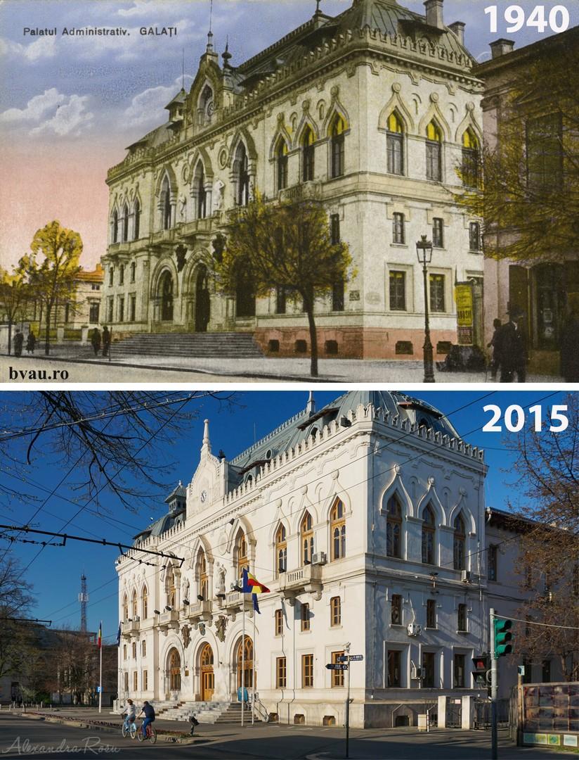 Palatul Administrativ 1940