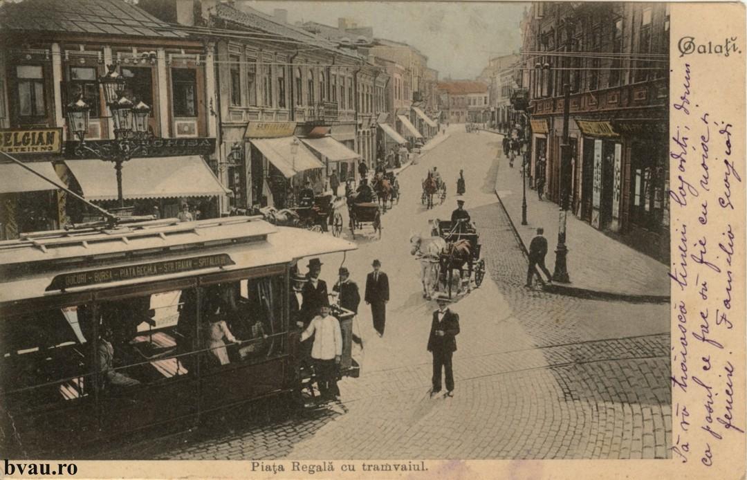 Piata Regala 21 sept. 1906