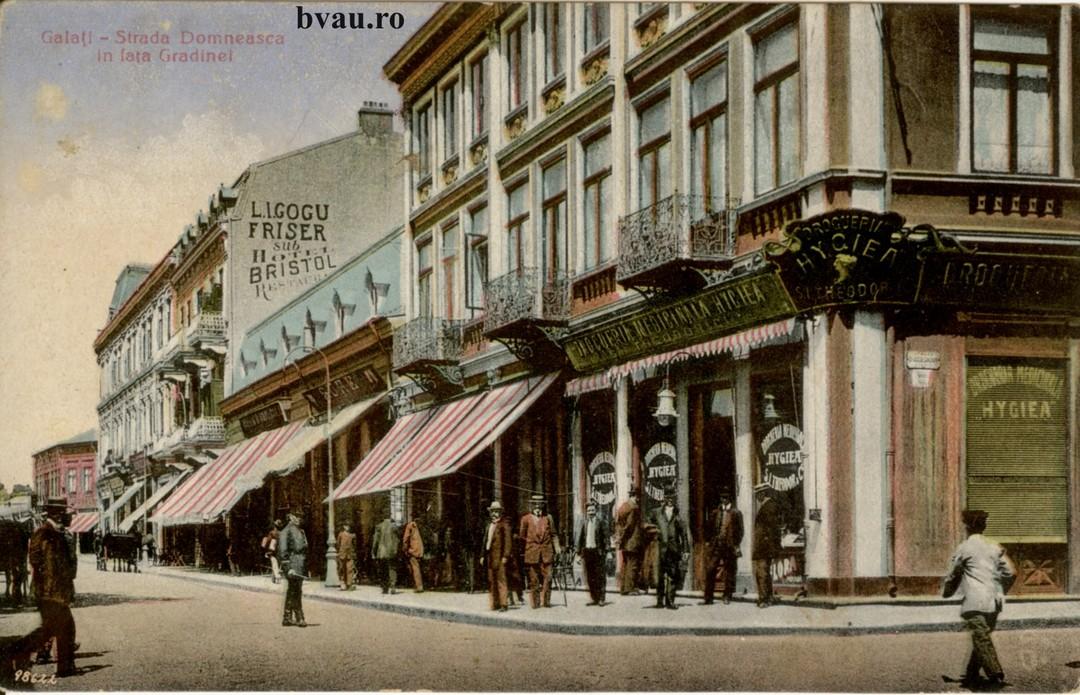Strada Domneasca