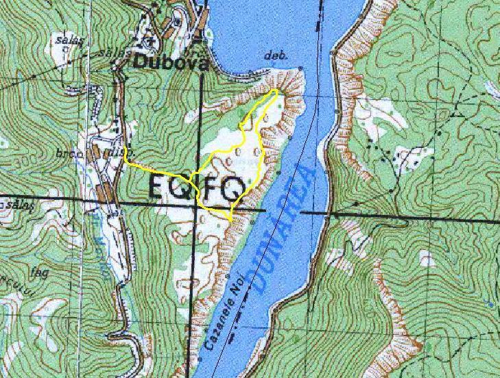 harta ciucarul mare