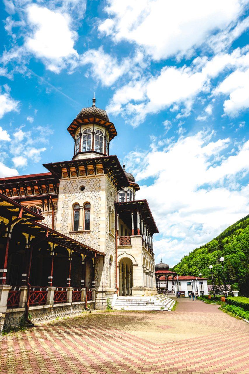 Cazinou Slănic-Moldova