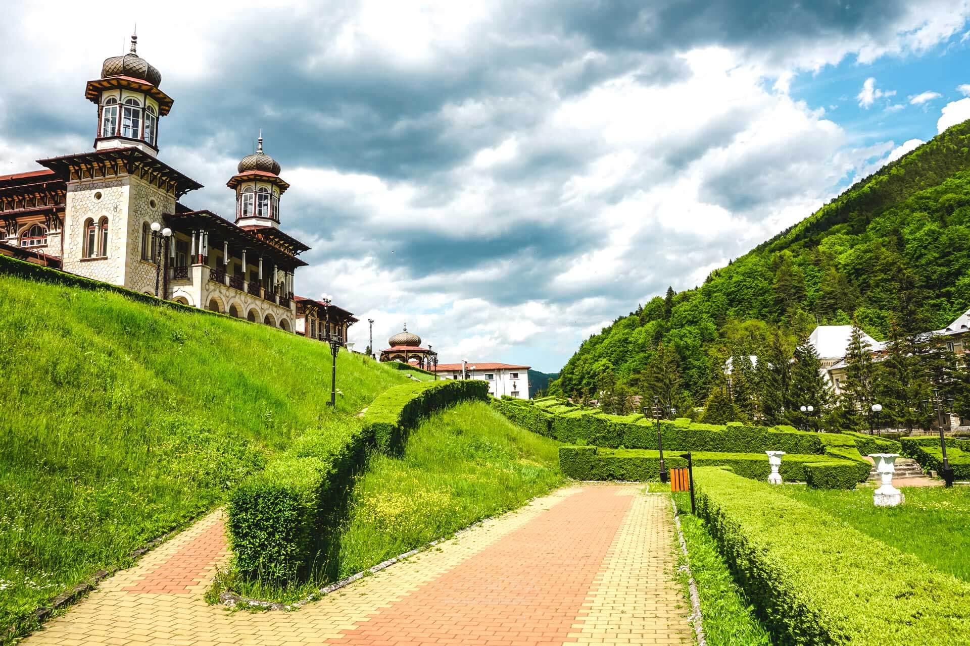 Slănic-Moldova cazinou