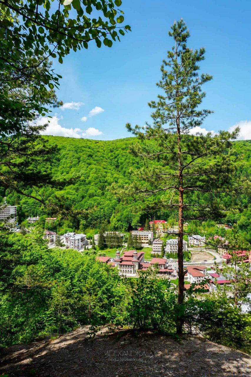 belvedere Slănic-Moldova