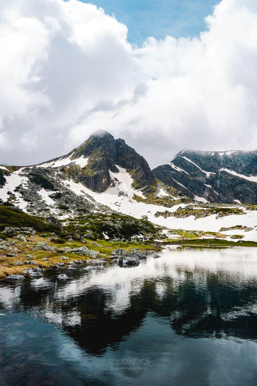 Șapte Lacuri Rila Bulgaria