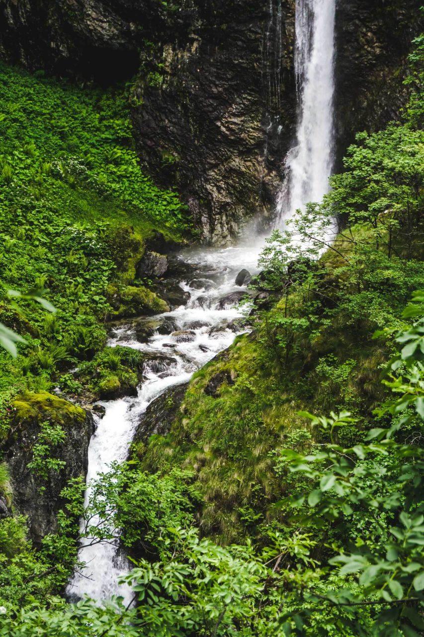 Cascada Goritza